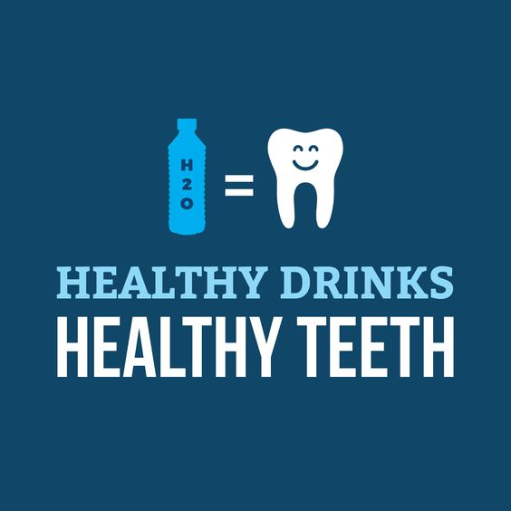 Healthy Drinks Healthy Teeth